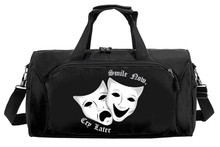 Smile Now, Cry Later Duffle Bag