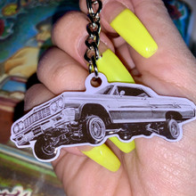 Drifting On A Memory Keychain
