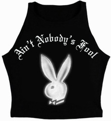 Nobody's Fool Crop Tank