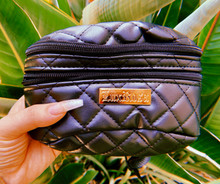Lux Rosa Quilted Fanny Pack