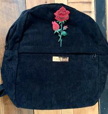 La Rosa Corduroy Backpack