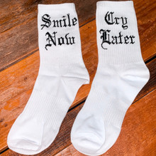 Smile For My Friends Socks