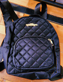 Low 'N Slow Nylon Quilted Mini Backpack