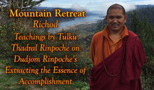 Mountain Retreat - Teachings by Tulku Thadral Rinpoche - Mp3 Download