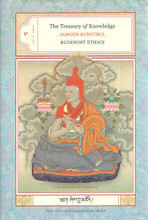 The Treasury of Knowledge: Book Five Buddhist Ethics by Jamgon Kongtrul Lodro Taye, translated by Kalu Rinpoche Translation Group