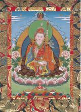 Padmasambhava Deity Card