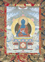 Medicine Buddha (Image 2) Deity Card