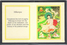 Milarepa - Folding Thangka