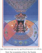 Thousand Fold Universe Mandala: The Accumulation of Merit