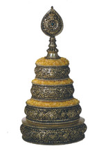 Three Ring Mandala Offering Photo