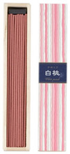 White Peach Japanese Incense