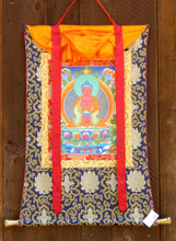 Buddha Amitabha Thangka #3