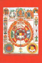 Notebook: Mandala of Srid-Pa-Ho