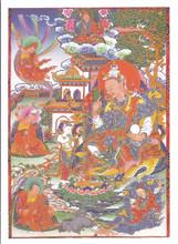 Guru Pema Gyalpo (8 Manifestations)