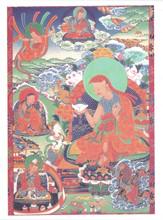 Guru Padmasambhava (8 Manifestations)