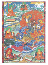 Guru Dorje Drolod (8 Manifestations)