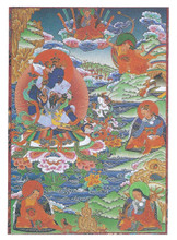 Guru Orgyen Dorje Chang (8 Manifestations)