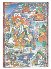 Guru Loden Chokse (8 Manifestations)