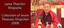 Collection of Seven Treasures Drupchen 2008 -  Mp3 DOWNLOAD
