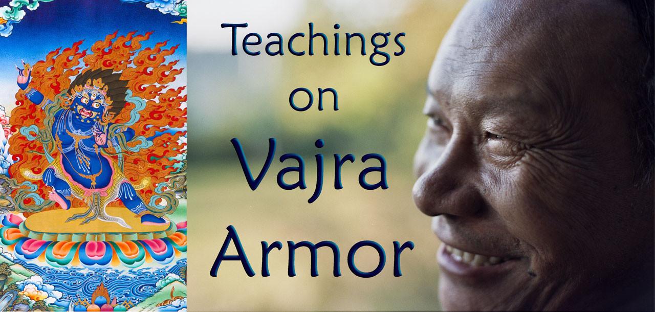 Vajra Armor Teachings by Lama Sonam Tsering Rinpoche - Mp3 Download