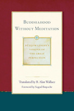 Buddhahood Without Meditation (B. Alan Wallace)
