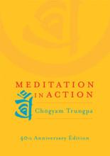 Meditation in Action (Pocket Book)