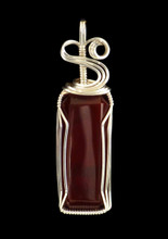 Pendant is 49mm long, including bail.