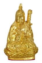 23.5k Gold Gilded Guru Rinpoche Tsa Tsa
