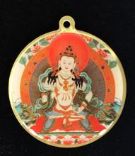 Vajrasattva Deity Medallion