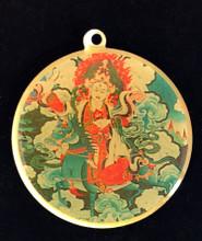 Achi Chokyi Drolma Deity Medallion