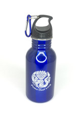 POL Logo Water Bottle - Blue