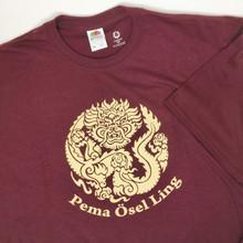 POL Dragon Logo Adult T-Shirt - Maroon