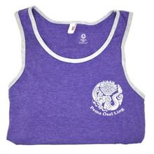 POL Dragon Logo Tank Top - Purple