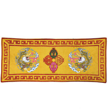 Yellow Dragon & Dorje Brocade