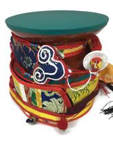 Chod Drum, Seng Deng Wood #5