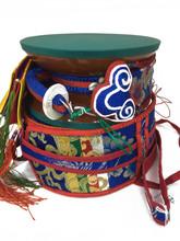 Chod Drum, Seng Deng Wood #7