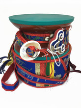 Chod Drum, Seng Deng Wood #8