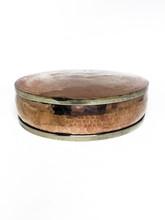 Mandala Pan, Copper Divoted
