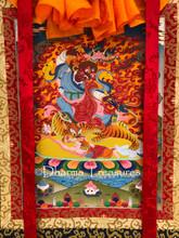 Thangka, Dorje Drolod