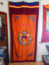 Door Curtain 8 Symbols