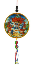 Vajrakilaya Hanging Medallion