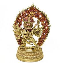 """Vajrakilaya Statue 9"""""""