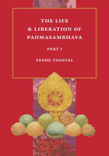 The Life and Liberation of Padmasambhava