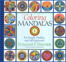 Coloring Mandalas 1: For Insight, Healing, and Self-Expression by Susanne F. Fincher