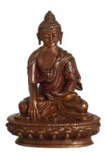 """Shakyamuni Statue 2.25"""""""