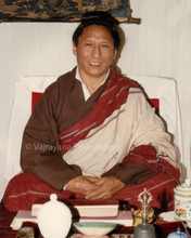 Lama Tharchin Rinpoche Ngakpa Zen Photo