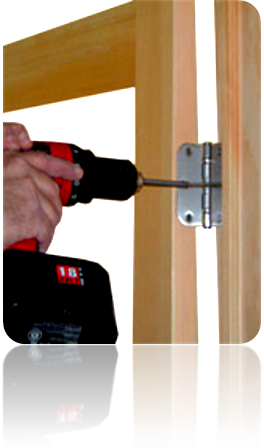 Installing A Wood Screen Door The Original Woodshop Network