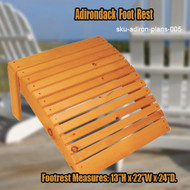 Footrest - FREE SHIPPING
