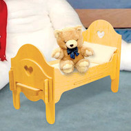 Doll Bed Plans - FREE SHIPPING