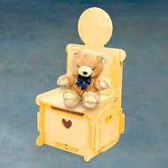 Doll Valet Chair Plans - FREE SHIPPING